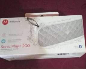 Speaker Motorola Sonic Play 200