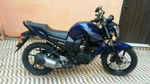 Moto Yamaha Fz 16 - 1