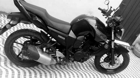 Moto Yamaha Fz 16 - 5