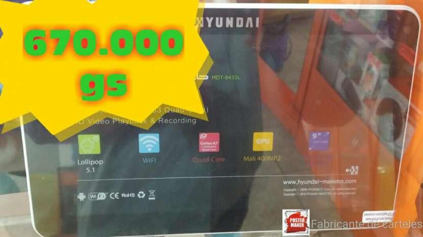 Tablet Hyundai - 0