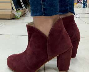Botas para damas