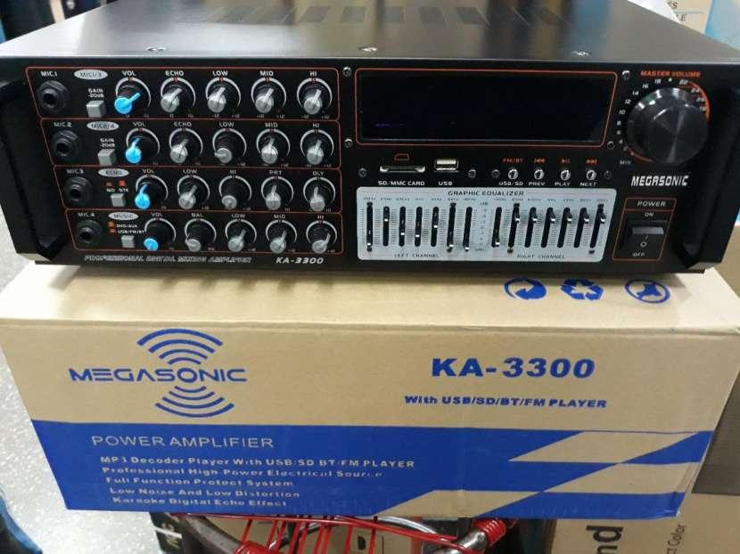 Amplificador de 3500W - 0