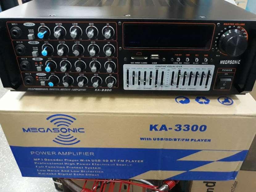 Amplificador de 3500W - 1
