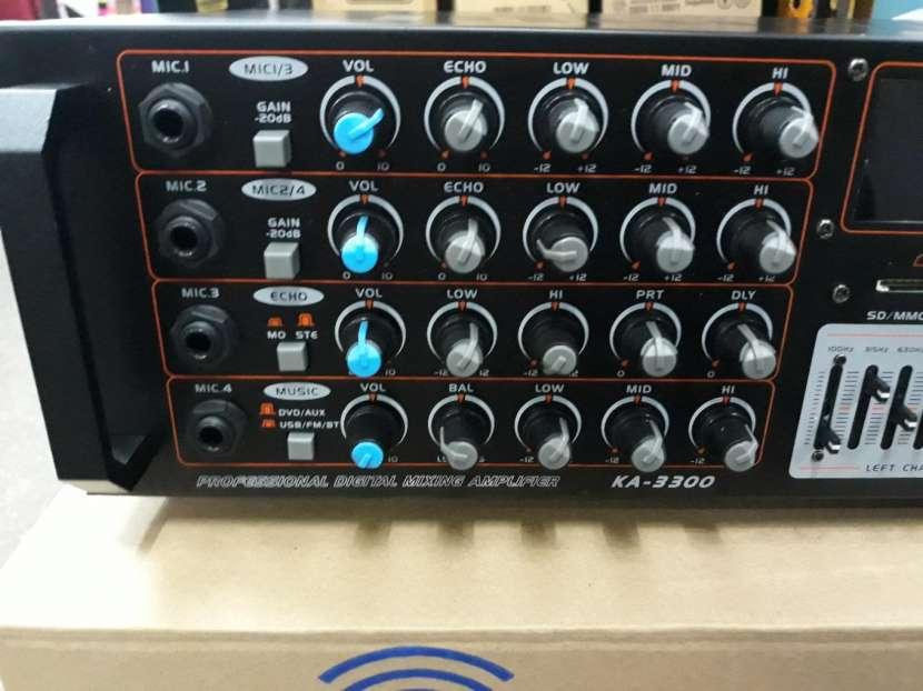 Amplificador de 3500W - 4