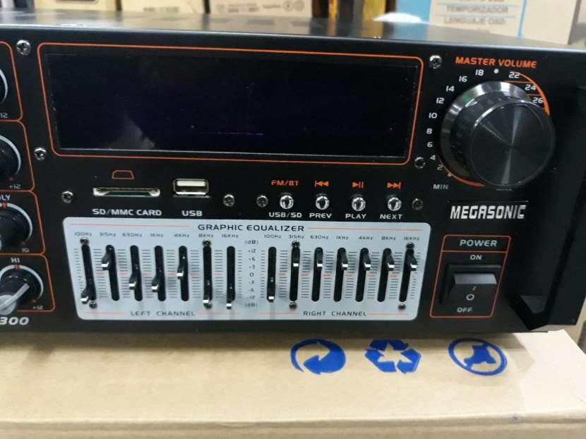 Amplificador de 3500W - 5