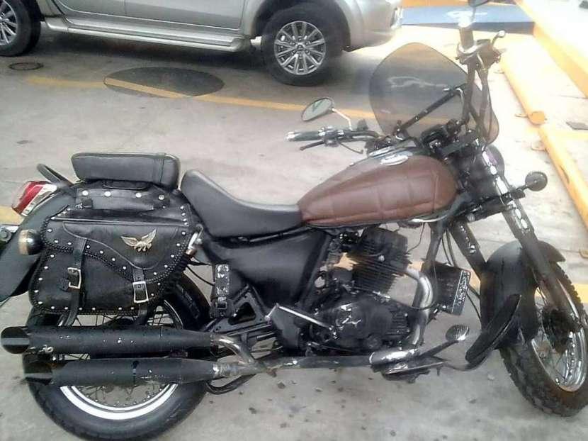 Moto Eagle 2000 - 0