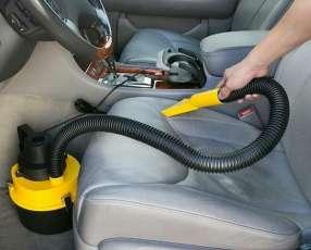 Aspiradora para limpieza de autos y multi organizadores