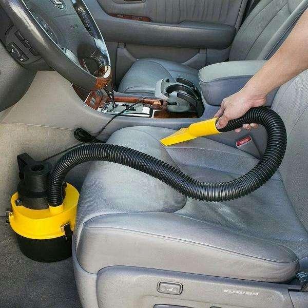 Aspiradora para limpieza de autos y multi organizadores - 0