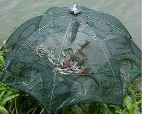 Trampa de pesca portátil