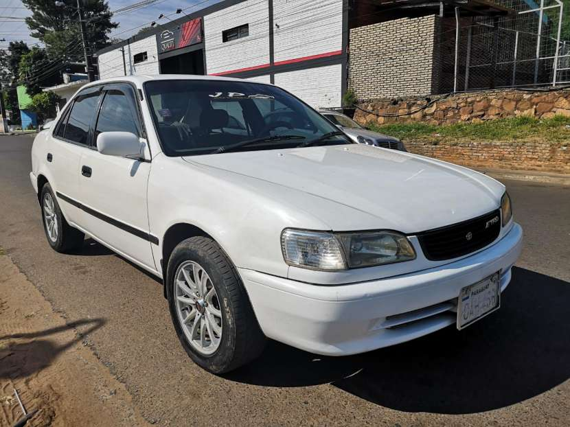 Toyota corolla 1998 diésel - 0
