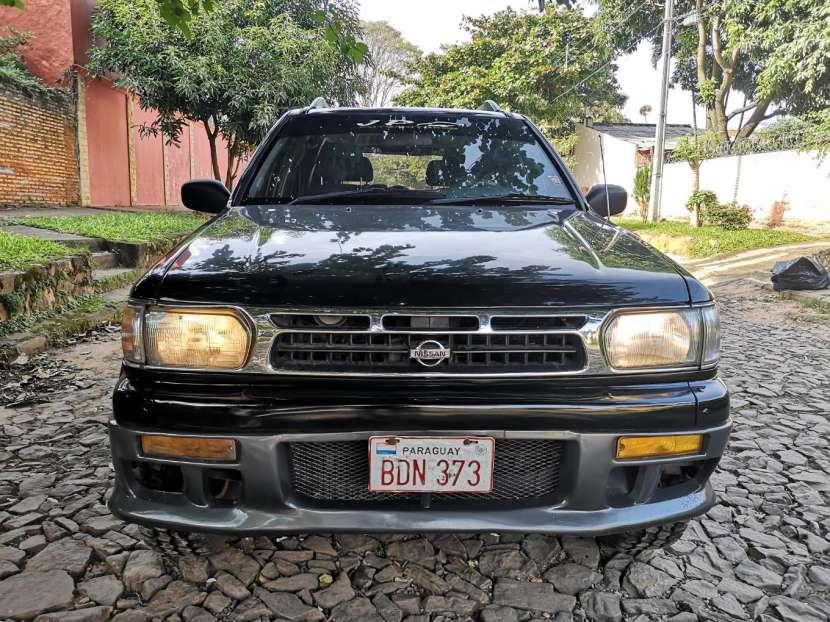 Nissan terrano pr50 1997 full equipo - 2