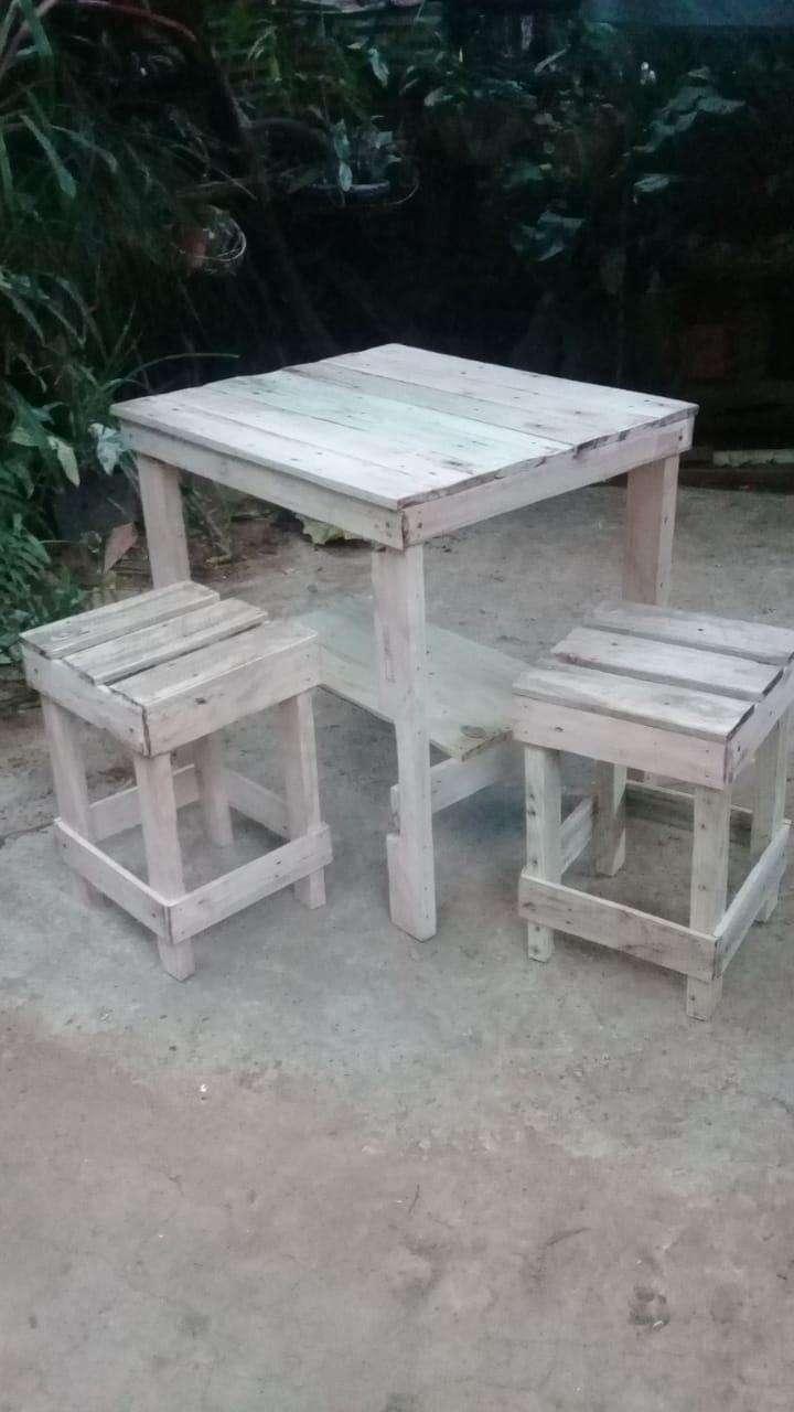 Muebles de palet personalizados - 3