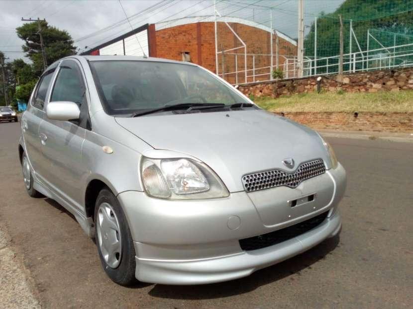 Toyota vitz 2000 full equipo - 3