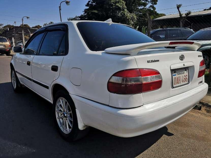 Toyota corolla 1998 diésel - 4