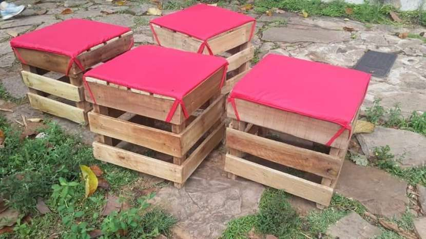 Muebles de palet personalizados - 5
