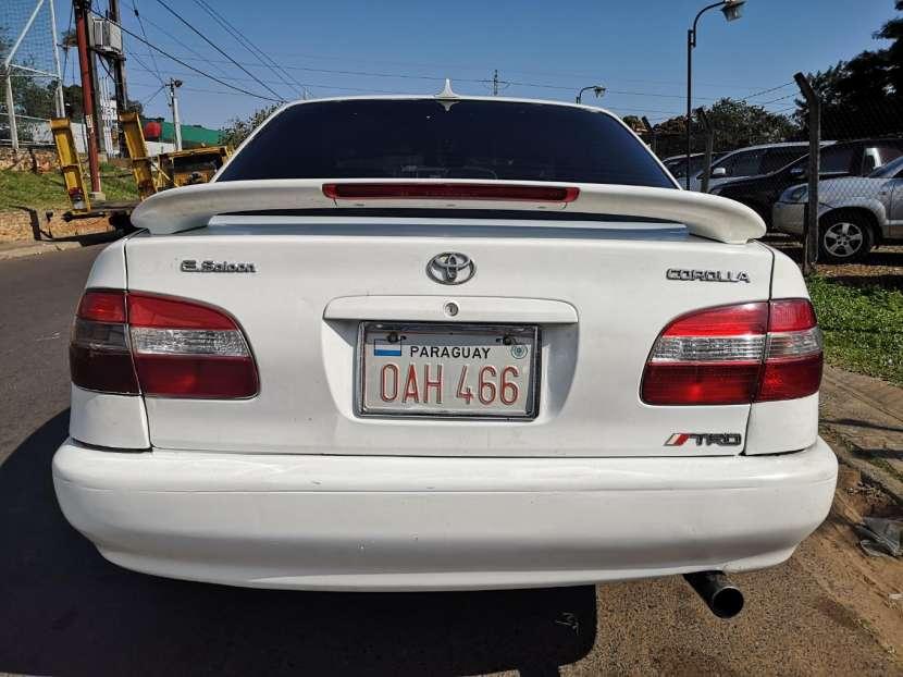 Toyota corolla 1998 diésel - 5