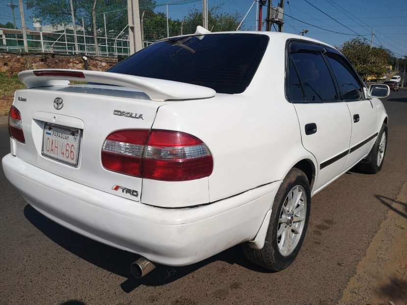 Toyota corolla 1998 diésel - 6