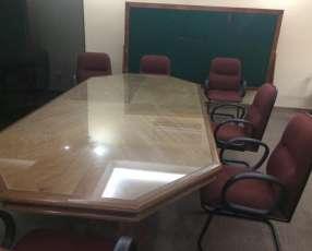 Mesa para reunión