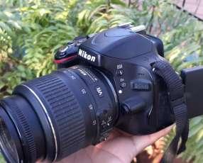 Cámara Nikon D5100 Silver