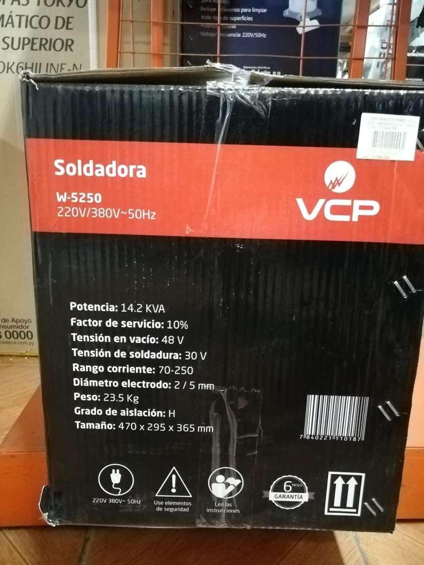 Soldadora VCP - 1