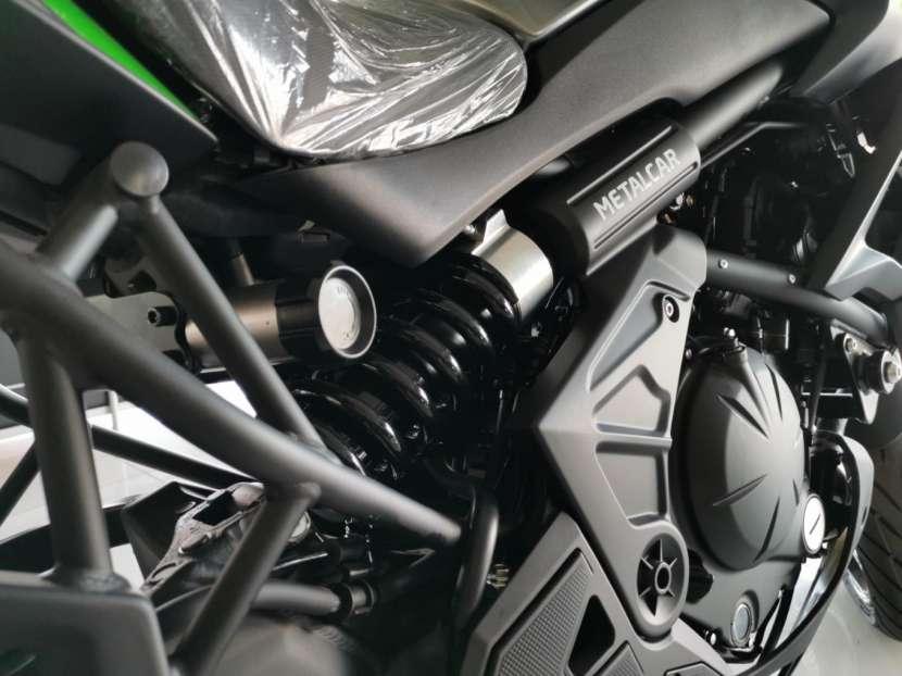Moto Kawasaki versys 650 cc 2019 - 3
