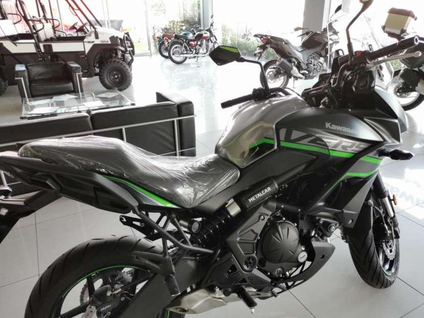 Moto Kawasaki versys 650 cc 2019 - 4