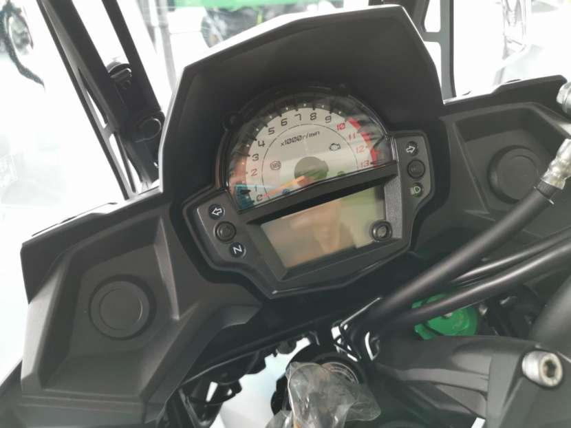 Moto Kawasaki versys 650 cc 2019 - 5