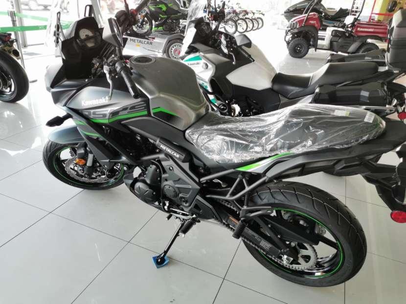 Moto Kawasaki versys 650 cc 2019 - 6