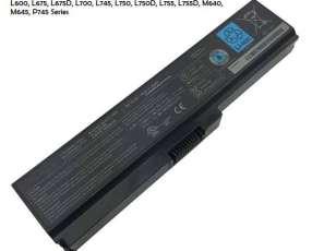 Batería PA3817 PARA Toshiba Satellite C655, L600, L755