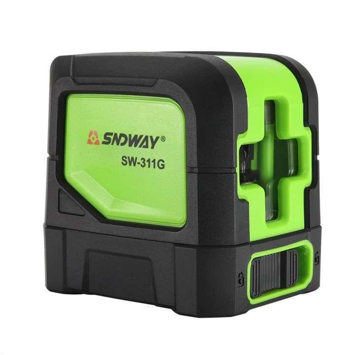Nivel laser SNDWAY de 2 líneas auto-nivelable - 1
