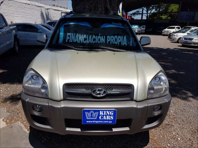 Hyundai Tucson TDI 2005 - 0