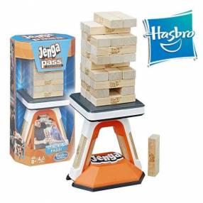 Jenga Pasa el Desafío de Hasbro!