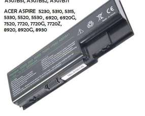 Batería Acer AS07B41 Acer Aspire 5520 6920 7520 7720