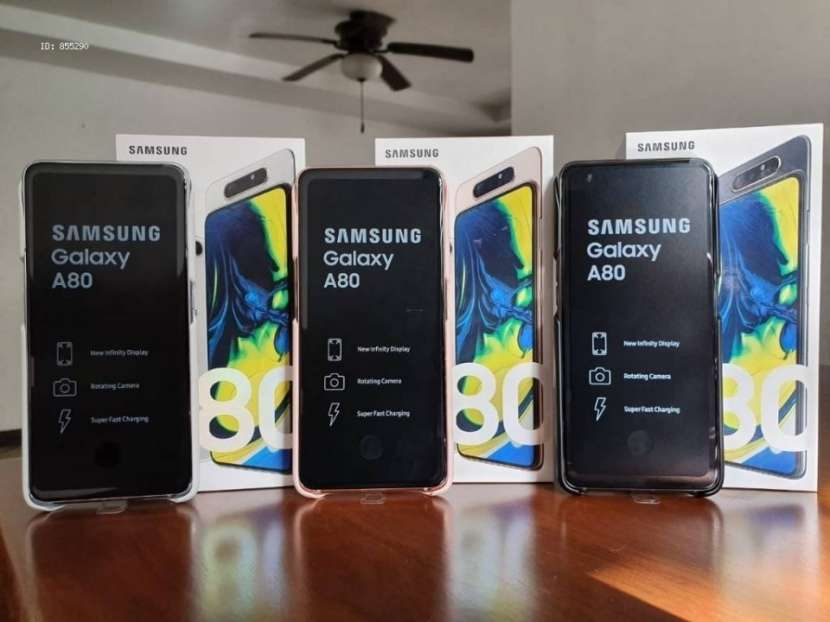 Samsung Galaxy A80 de 128 GB - 0