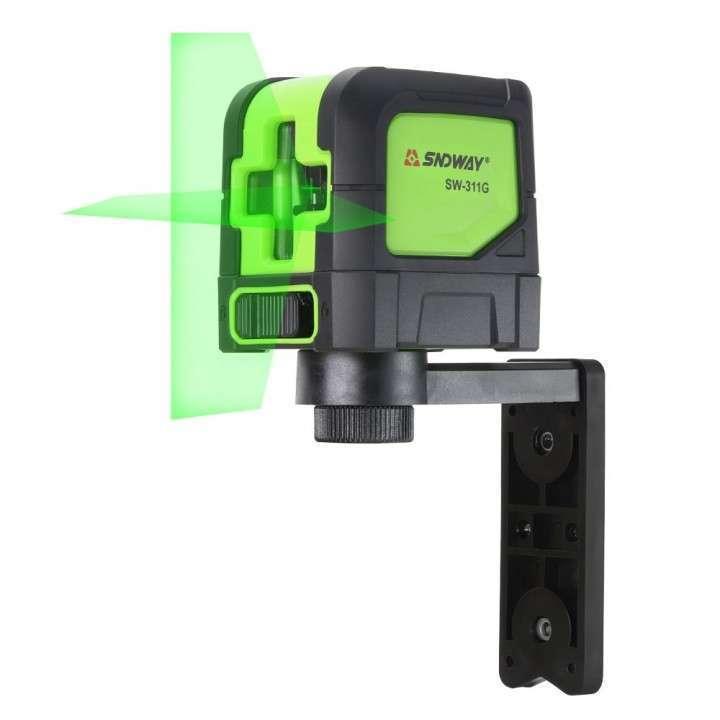 Nivel laser SNDWAY de 2 líneas auto-nivelable - 4
