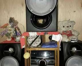Equipo de Sonido Philips de 10.000 watts