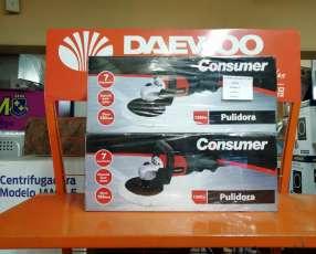 Pulidora Consumer 1200W