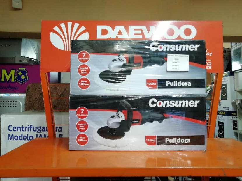 Pulidora Consumer 1200W - 0