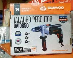 Taladro percutor Daewoo 850W