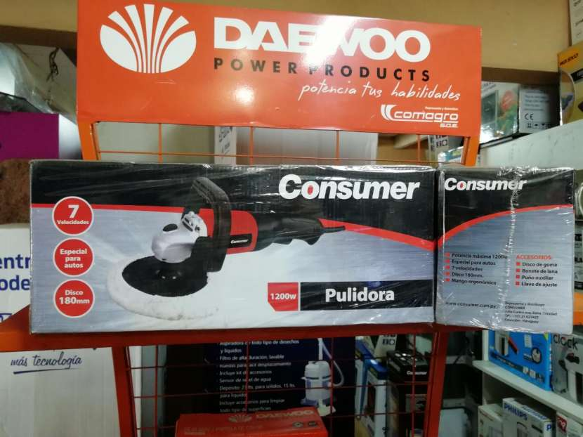 Pulidora Consumer 1200W - 1