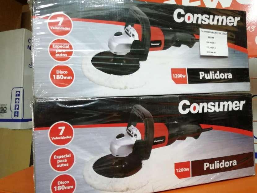 Pulidora Consumer 1200W - 2