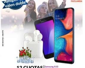 Samsung Galaxy A10 y J2 Core