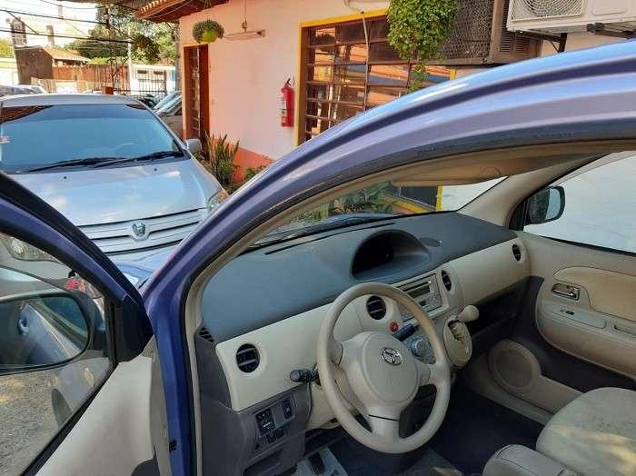 Toyota Sienta 2005 - 3