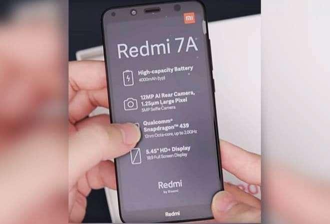 Xiaomi Redmi 7A - 2