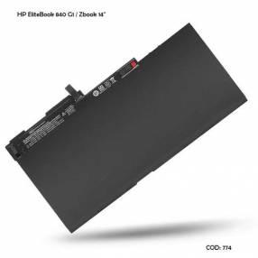 Batería HP CM03XL HP EliteBook 840 G1 / Zbook 14 pulgadas