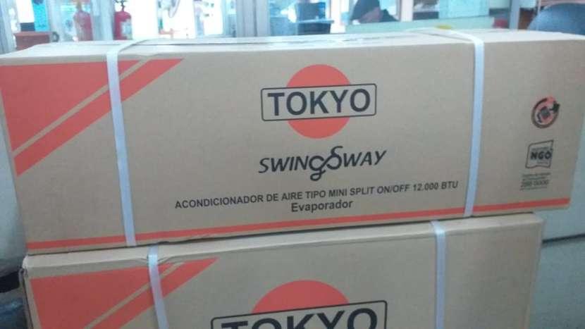 Aire acondicionado Tokyo de 12.000 btu - 1
