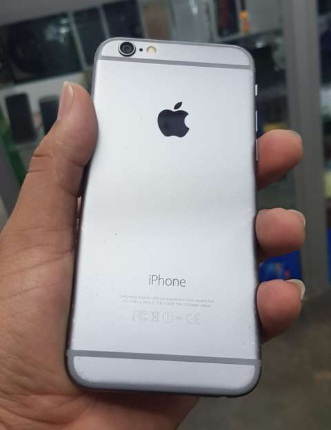 iPhone 6 de 64 gb impecable - 0