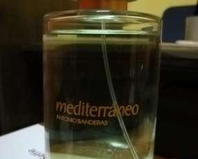 Perfume mediterráneo Antonio banderas