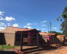Casa a estrenar barrio Mbocayaty Ñemby
