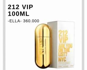 212 VIP PARA MUJER